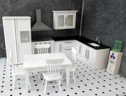 Dolls House Kitchen Furniture Dirtbin Designs Modern Dolls Houses