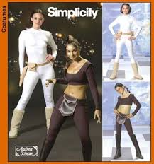Star Wars Costume Patterns Awesome Simplicity Star Wars Amidala Jedi 48 Pattern Review By Arianamaniacs