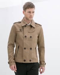 trench coat for short men coat nj