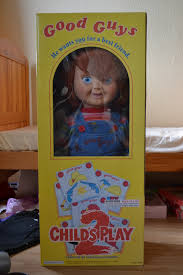 life size chucky doll dream rush life size good guy doll sold pride of chucky