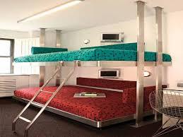 Image of: Fancy Bunk Beds