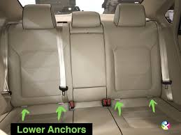 we have seen many pas find flimsy pieces of metal as thin as coat hanger wire in the seat and incorrectly believe these were the lower anchors