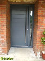 Front Doors  More Contemporary Modern Wood Doors By Foret Doors Solid Wood Contemporary Front Doors Uk