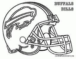 beautiful buffalo bills helmet coloring page photos new bltidm color