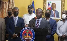 Haitian President Jovenel Moise's ...