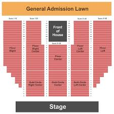 Summerstage Seating Chart Budweiser Summer Stage At Tags Tickets In Big Flats New York