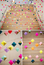 Wall Decoration Paper Design Decorating Butterfly Paper Art Wall Decoration 100 Best DIY Paper 71