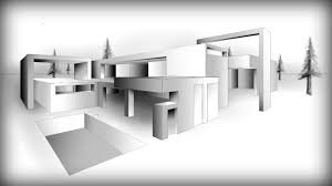 Wonderful Architecture Design Sketches A On Inspiration