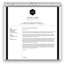 Clean Black And White Resume Template For Pages Mactemplatescom