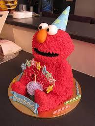 Tons Of Elmo Cake Ideas Cute In 2019 Elmo Birthday Cake Elmo