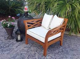 best wood for outdoor furniture