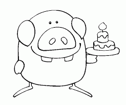 Small Picture funny happy birthday coloring pages 514751 Coloring Pages for