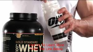 optimum nutrition 100 whey gold standard protein powder reviews