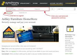 Ashley Furniture Credit Card Login Citi Phone Number Financing