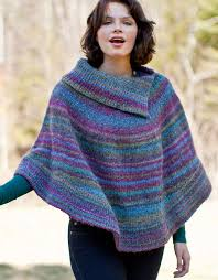 Knit Poncho Pattern Unique Modern Poncho Knitting Patterns In The Loop Knitting