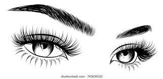 Drawing Smoky Sexy Eyes