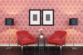 25 dazzling geometric walls for the