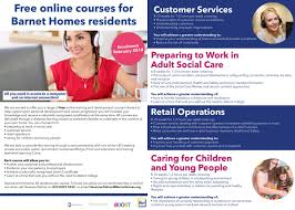 Free Online Babysitting Certification Free Online Accredited Courses For Barnet Homes Residents