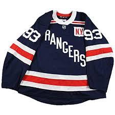 Third Jersey Authentic Rangers York New