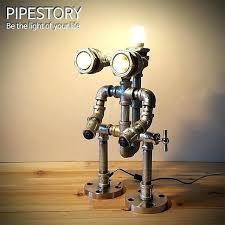 black pipe lamp pipe lamp industrial style pipe lamps black pipe lamp socket black pipe lamp