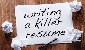 Writing A Killer Resume Childrens Ministry Online