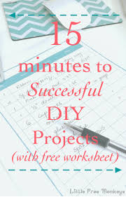 Free Diy Projects 15 Minutes To A Successful Diy Project Anikas Diy Life