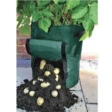 garden planters. PE Bags Potato Cultivation Planting Garden Pots Planters Vegetable Grow Farm Home