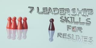 7 Leadership Skills For Resumes Fp Recruitment Agency Th