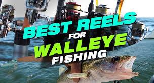 best walleye reel for jigging spinning