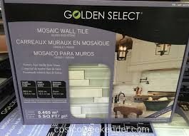 mosaic tiles costco