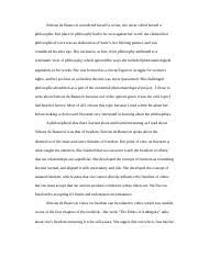 aristotle would disregard the persons dying wish of having that  2 pages phil 1301 essay iv