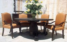 old world furniture design. Old World Dining Set 4 Chairs Furniture Design