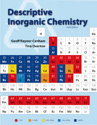descriptive inorganic chemistry macmillan learning  image descriptive inorganic chemistry