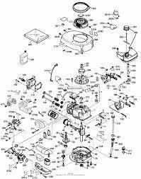 Small engine parts diagram toro gts 6 5 hp lawn mower parts