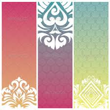 Banner Patterns Awesome Banner Pattern By Alitsuarnegara GraphicRiver