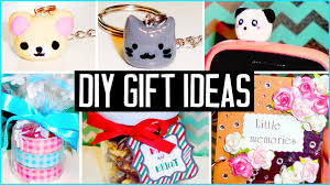diy gift ideas make your own cute presents birthdays you