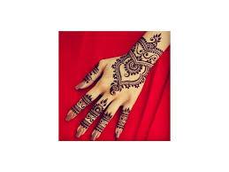 Henna Tetovací Pasta Přírodní černá Hemani 33g