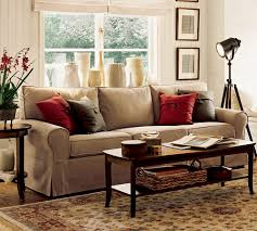 Pottery Barn Living Room Chairs Amazing Decoration Comfortable Living Rooms Stylist Design