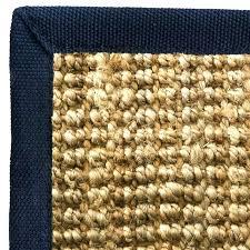 jute rug with border jute rug with border gray black jute rug gray border