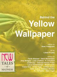 behind the yellow new tales of madness new lit salon  behind the yellow new tales of madness ""