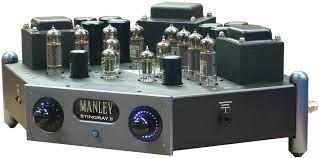 Manley Stingray II amplificateur stéréo à tube - PORTIER HiFi