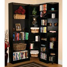 corner shelves furniture. Black Corner Bookcase Shelves Furniture T