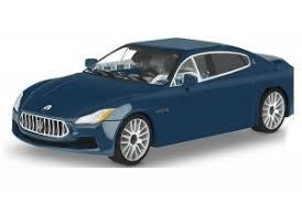 "Пластиковый <b>конструктор COBI</b> ""Суперкар <b>Maserati</b> Quattroporte ..."