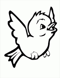 This adorable coloring page of a cute tropical birds is the perfect activity for kids who love birds! Free 20 Bird Coloring Pages In Ai