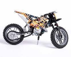 Lego Technic Moto Cross Bike 42007 Pley Buy Or Rent The Coolest