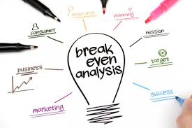 How To Prepare Break Even Chart Break Even Analysis Know When You Can Expect A Profit