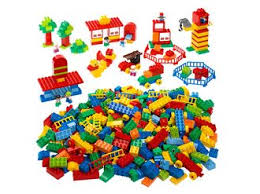 9090 <b>Гигантский</b> набор <b>Lego Duplo</b>