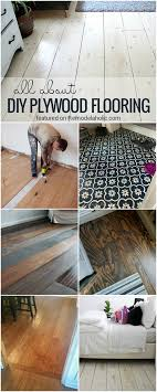 all about diy planked plywood flooring tips and faqs about installation durability and cleaning plus pros and cons about installing diy plywood plank