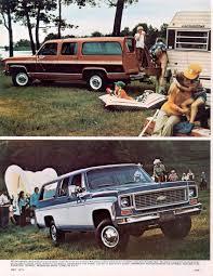 Car Brochures - 1974 Chevrolet and GMC Truck Brochures / 1974 ...
