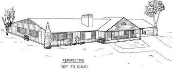 Free House Plans   Free Floor Plans   Home PlansRanch House Floor Plans BR   Carport